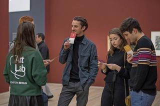 Kunstvermittlung für junges Publikum