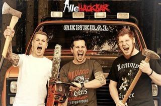 Drei Metalbands im Rockcafé Altdorf und im Stud Offenburg