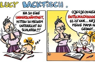 Lucy Backfisch: