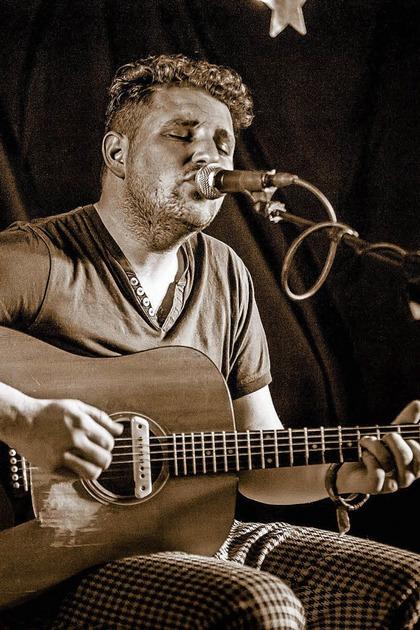 Englischer Singer/Songwriter Matt Woosey und Band im Lahrer Schlachthof - Badische Zeitung TICKET