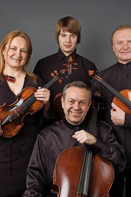 Vlach Quartett in Grenzach zu Gast - Badische Zeitung TICKET