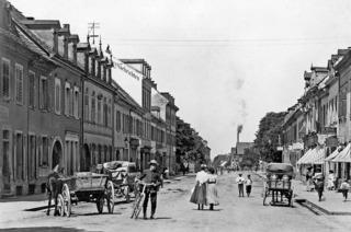"""""""261 Jahre Karl-Friedrichstraße"""": Fotos aus der Sammlung Hirsmüller in Emmendingen"""
