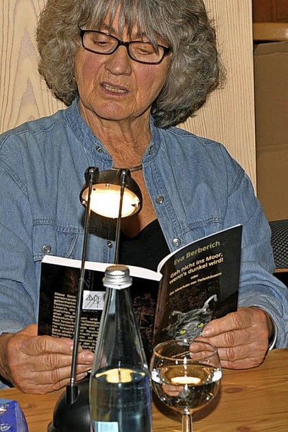 Eva Berberich in Häusern - Badische Zeitung TICKET