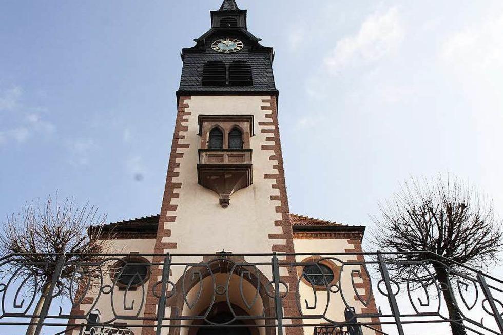 Evangelische Kirche Herbolzheim (Bergkirche) - Herbolzheim