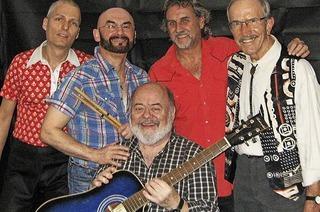Ray Austin: CD-Release-Party in der Wodan Halle