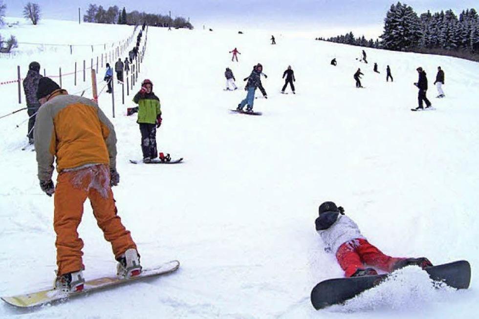 Skilift Gutachhalde (Kappel) - Lenzkirch