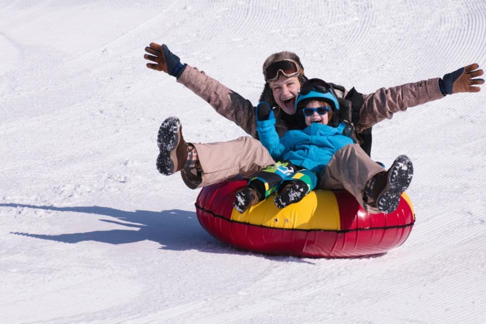 Snow-Tubing (Saig) - Lenzkirch