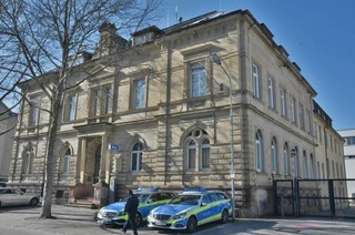 Polizeirevier Lörrach