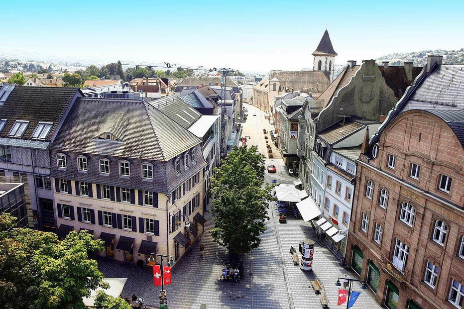 Alter Marktplatz - Lörrach