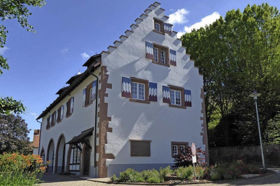 Altes Schloss Heimbach - Teningen
