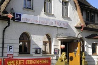 Asiatisches Restaurant Truc-Mai