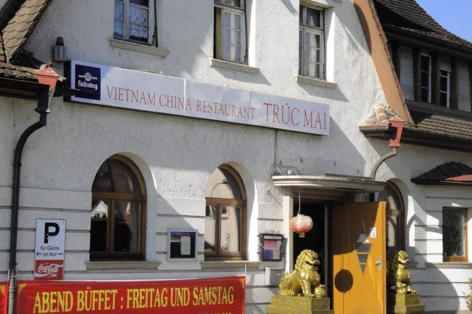 Asiatisches Restaurant Truc-Mai - Wehr