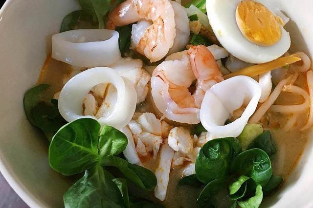 Chada Thai Nudelsuppe