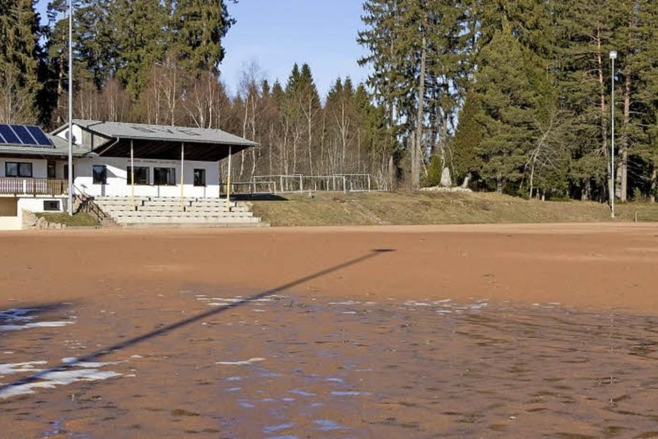 Schlüchtseestadion - Grafenhausen