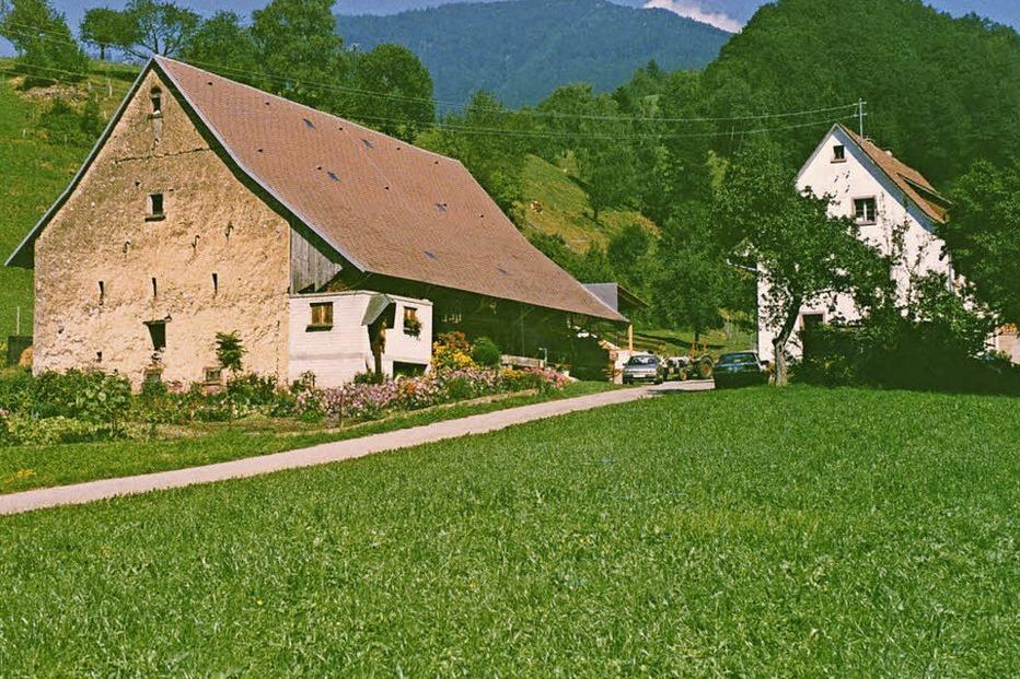 Stecklehof (Oberglottertal) - Glottertal