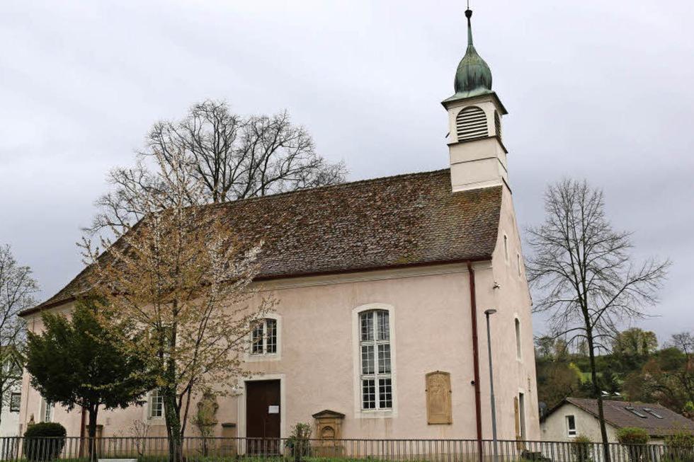 Margarethenkapelle - Müllheim