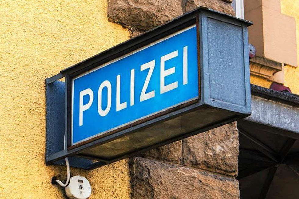 Polizeirevier - Müllheim