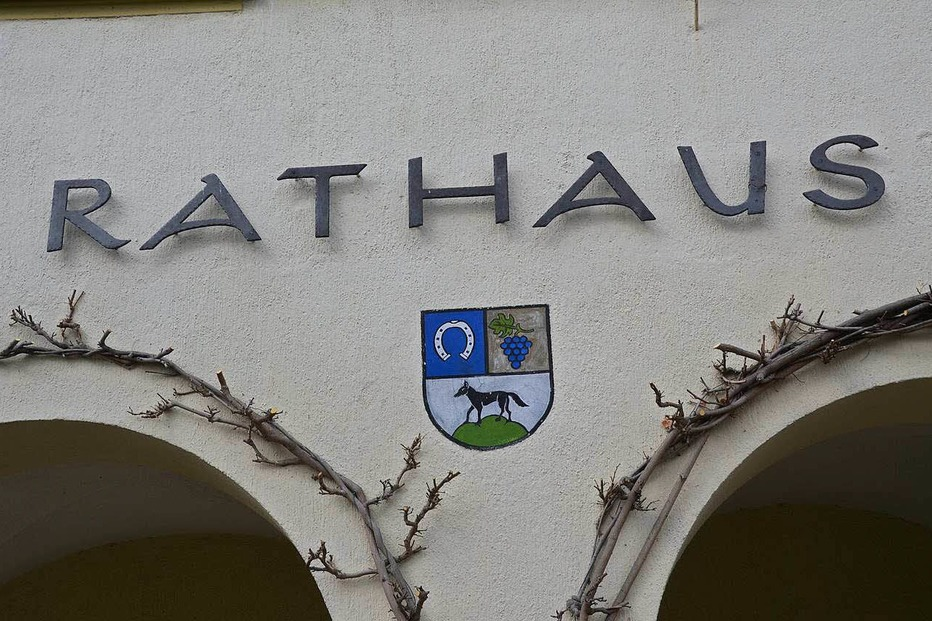 Rathaus Wolfenweiler - Schallstadt