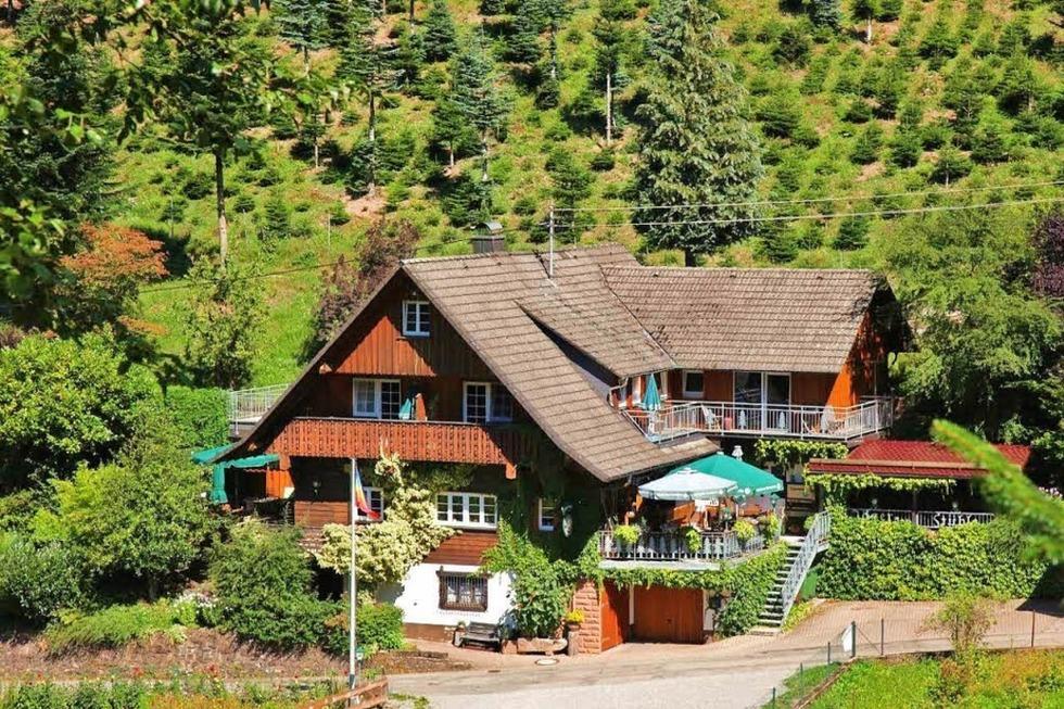 Gasthaus Jägerstüble (geschlossen) - Oberharmersbach