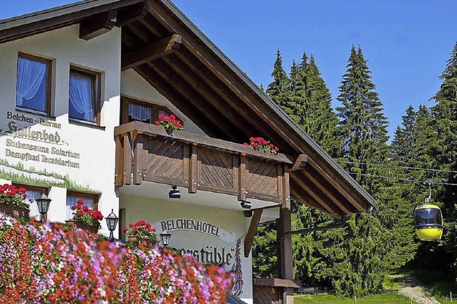 Belchenhotel Jägerstüble Multen - Schönau