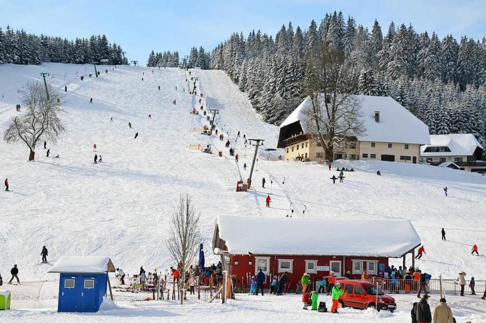 Schneeberg (Waldau) - Titisee-Neustadt