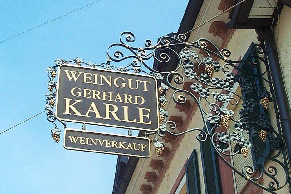 Wein- und Sektgut Gerhard Karle - Ihringen