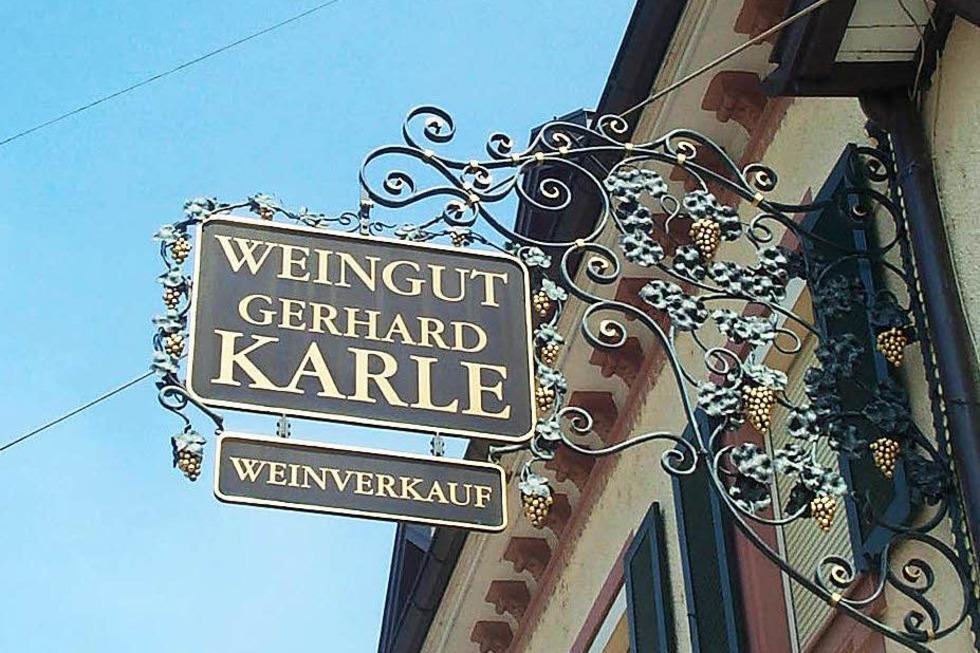 Weingut Gerhard Karle - Ihringen