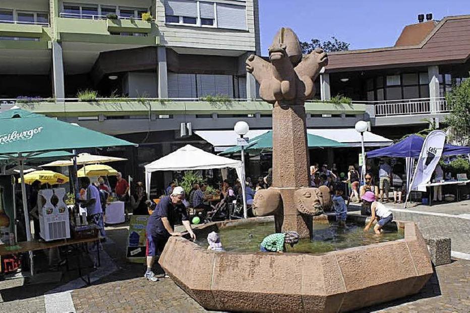 Platz am Bischofskreuz (Betzenhausen) - Freiburg