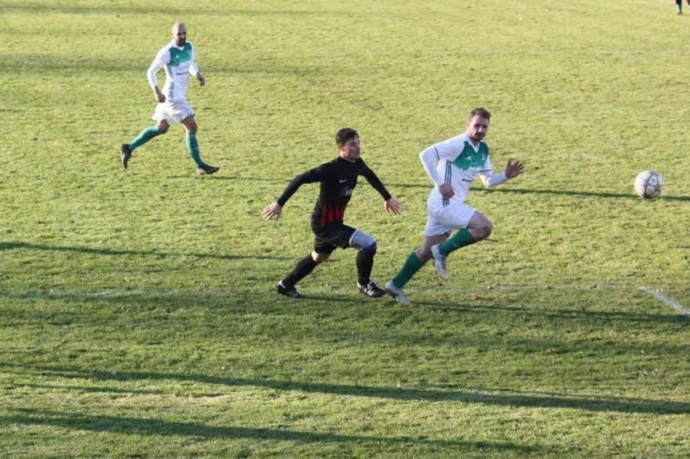 Sportgelände SV Bremgarten - Hartheim