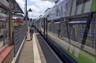 Bahnhof Hugstetten