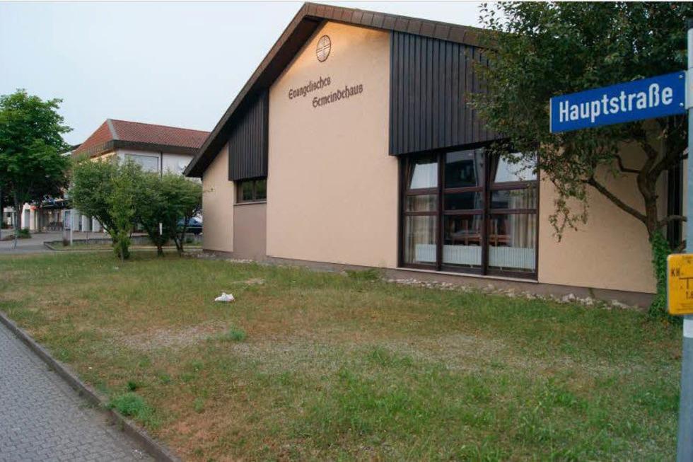 Ev. Gemeindehaus - Efringen-Kirchen