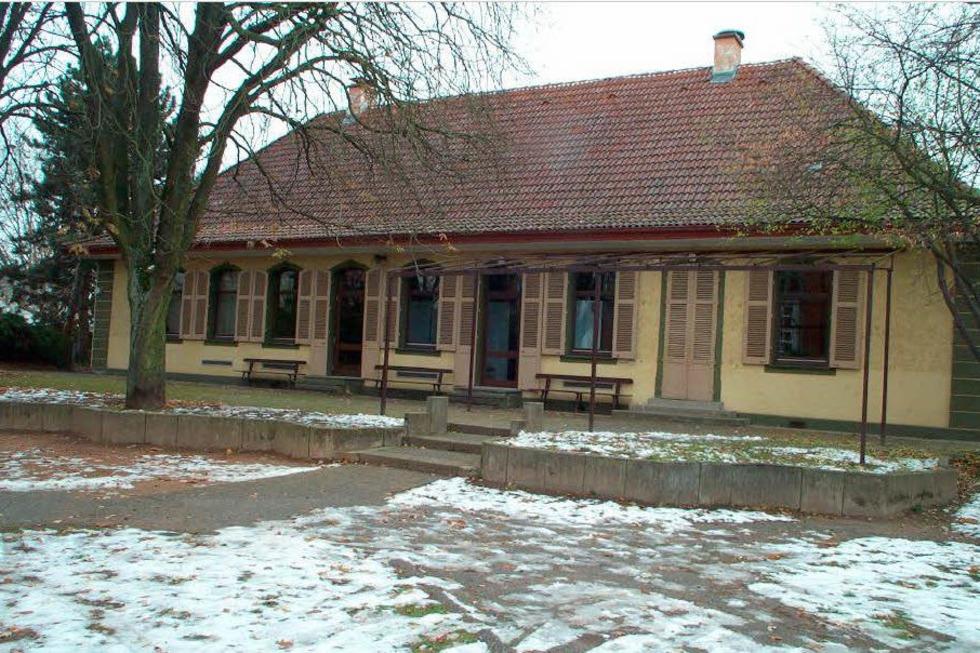 Ev. Gemeindehaus (Friedlingen) - Weil am Rhein