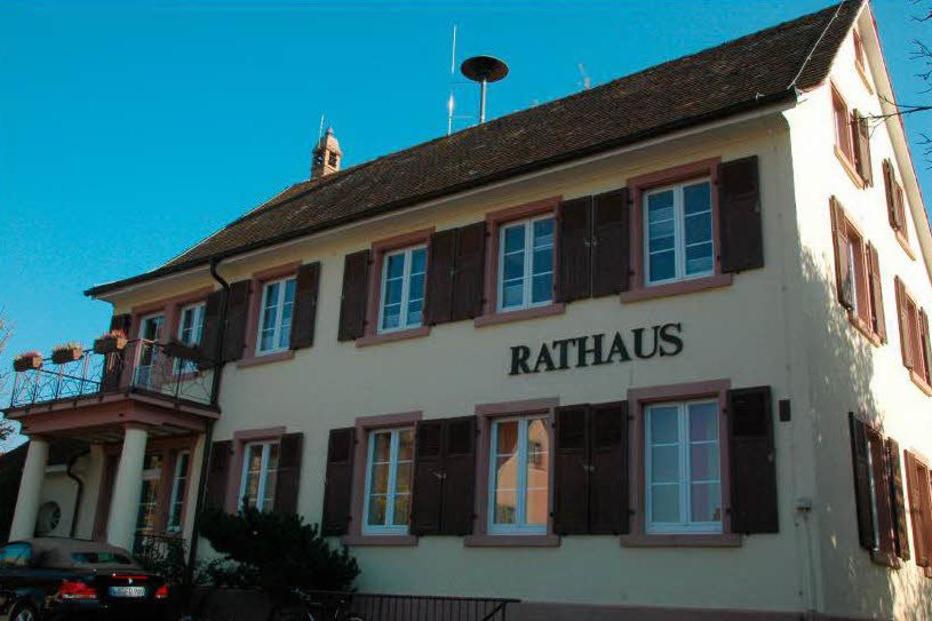 Rathaus - Rümmingen