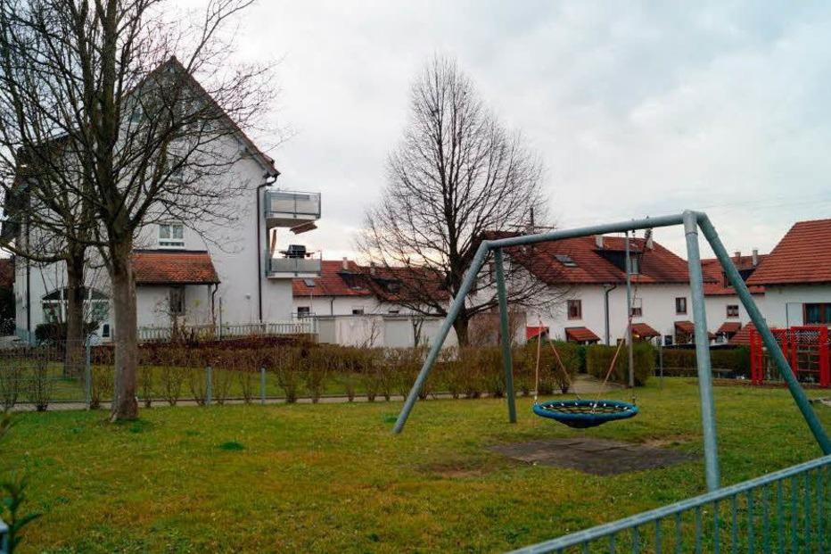 Spielplatz Wittlinger Straße - Rümmingen
