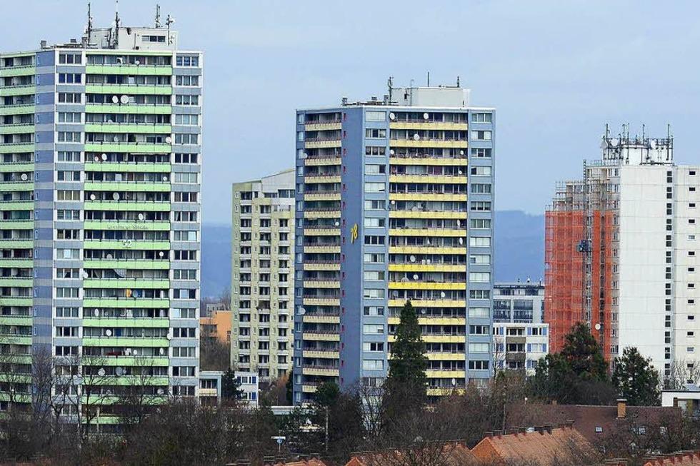 Stadtteil Weingarten - Freiburg