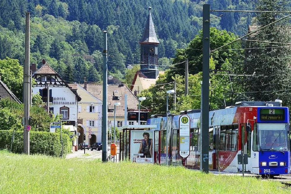 Stadtteil Günterstal - Freiburg