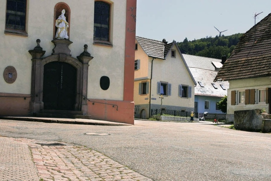 Ortsteil Wallburg - Ettenheim