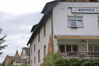 Landgasthof Rebstock Wintersweiler (geschlossen)