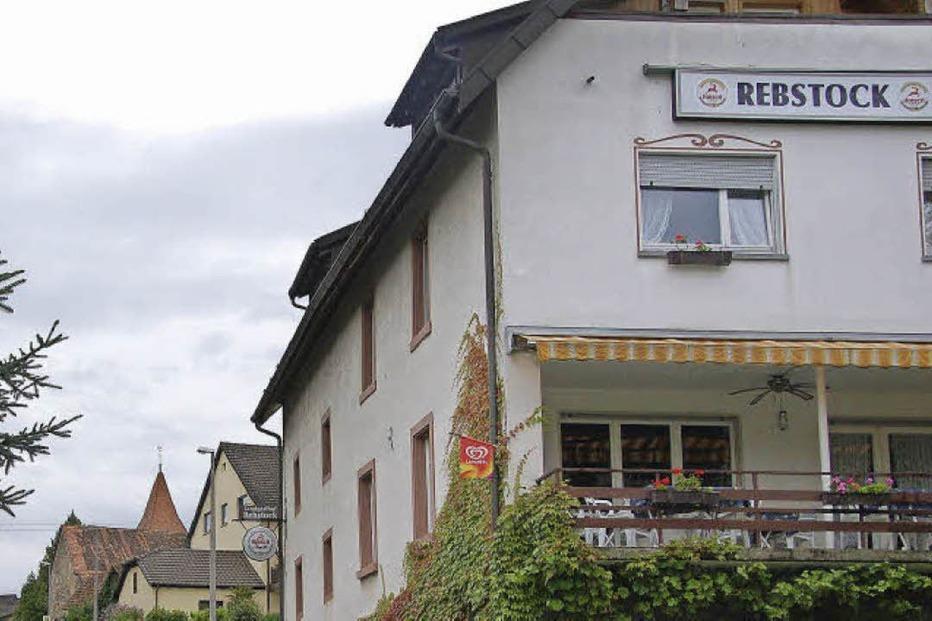 Landgasthof Rebstock Wintersweiler (geschlossen) - Efringen-Kirchen