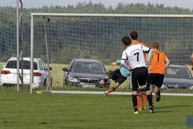 Sportplatz FC Dachsberg (Wilfingen)