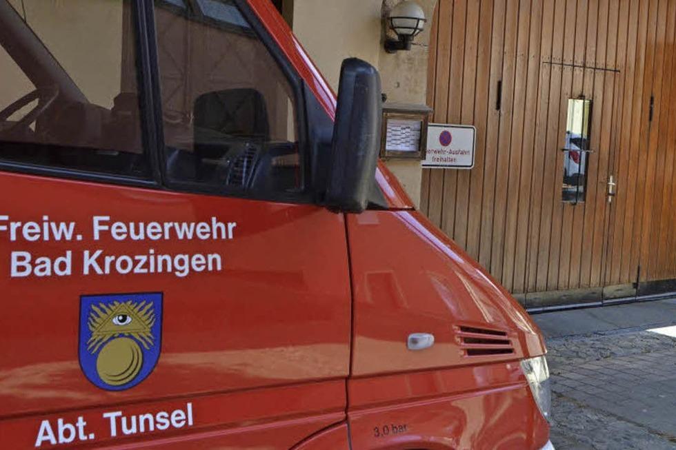 Feuerwehrgerätehaus (Tunsel) - Bad Krozingen
