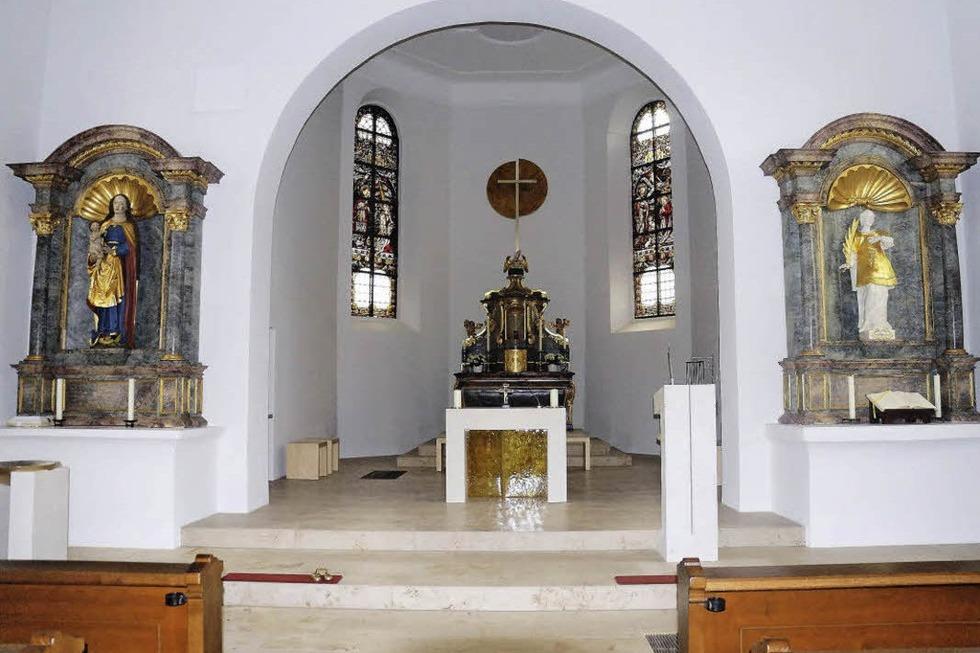 Pfarrkirche St. Stephan (Oberrimsingen) - Breisach