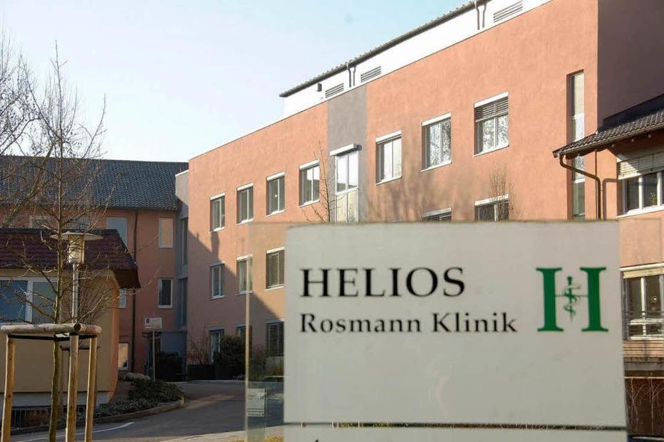 Helios-Rosmann-Klinik - Breisach