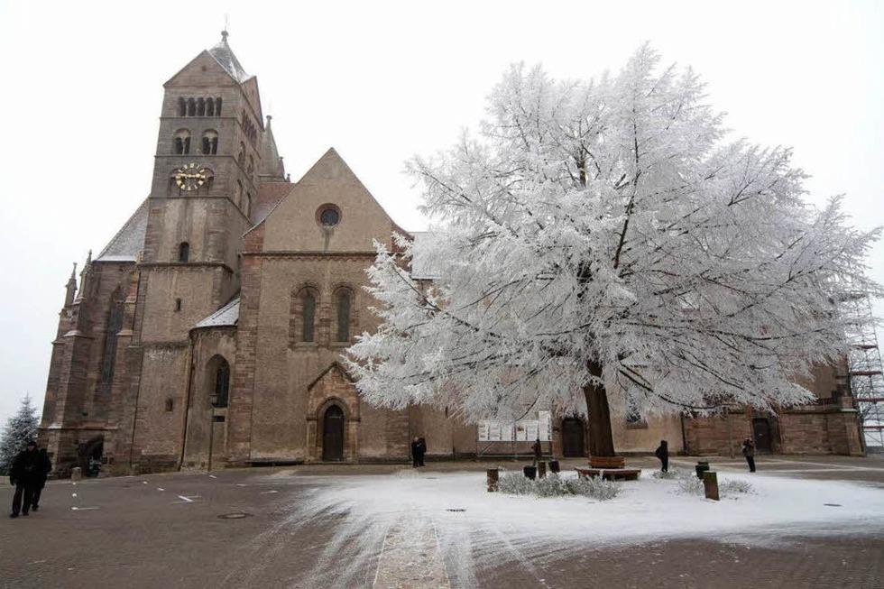 Münsterplatz - Breisach