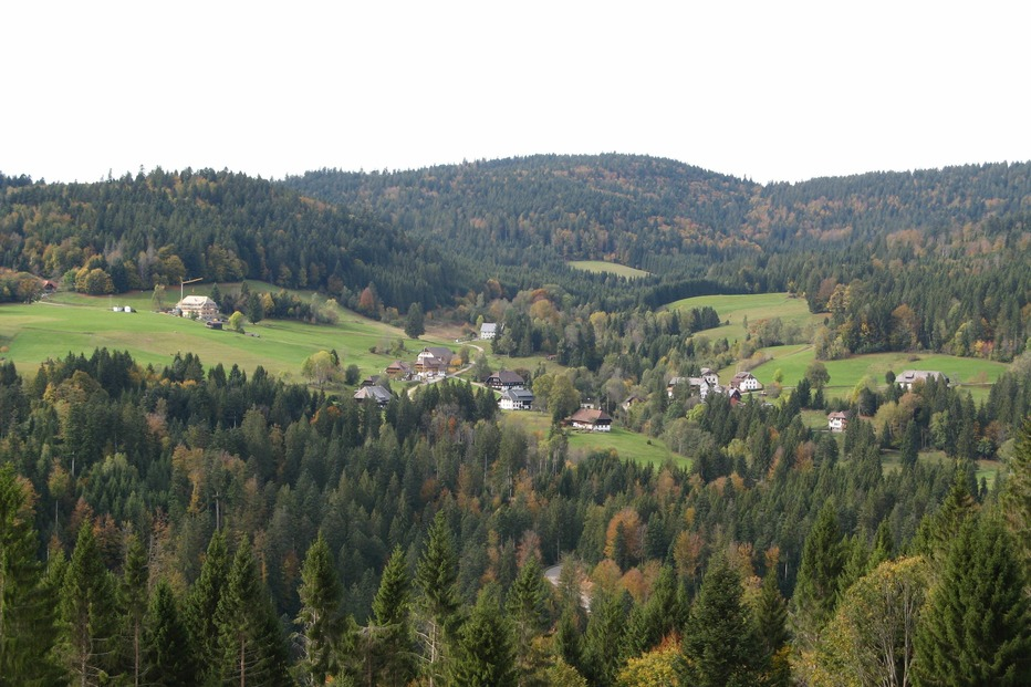 Ortsteil Schwarzenbach - Todtmoos