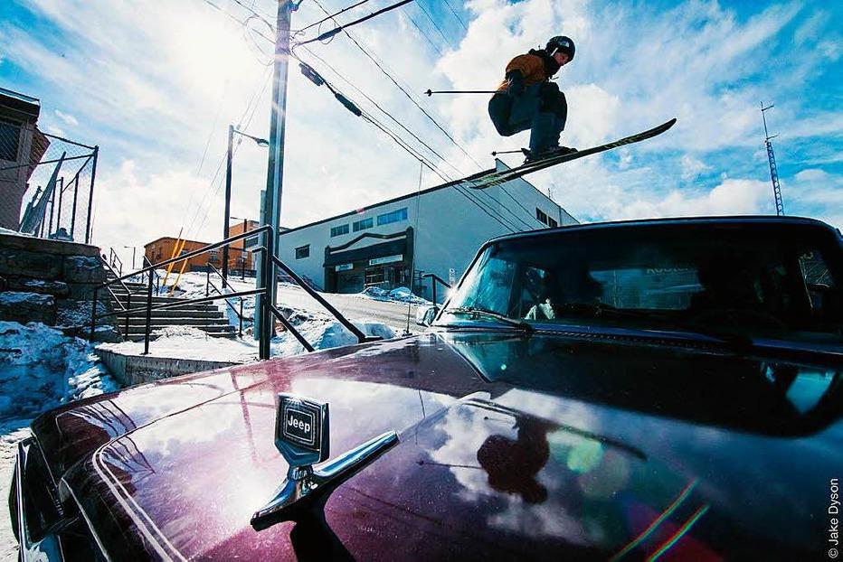 Banff Mountain-Festival im Cinemaxx - Badische Zeitung TICKET