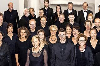 Die Camerata Vocale Freiburg singt Bachs Johannes-Passion in Freiburg und Basel