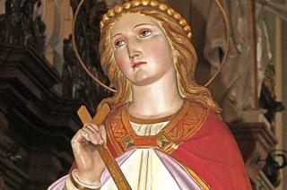 Auf der Spur der Heiligen