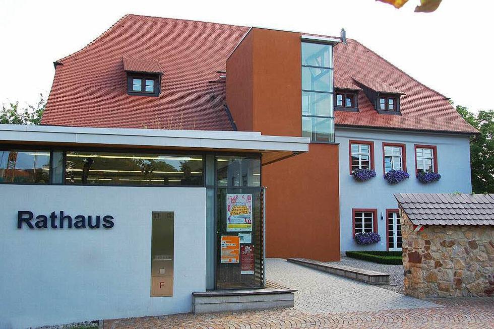 Rathaus Schloss Büningen - Umkirch