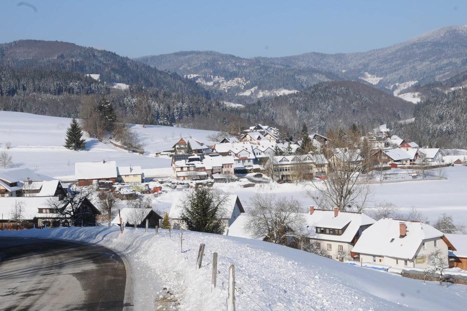 Ortsteil Sallneck - Kleines Wiesental